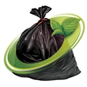 Picture of Garbage Bin Liners 120L Black - Mint-x Rodent and Cockroach Repellant-GARB025690- (SLV-50)
