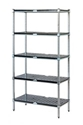 Picture of Coldroom Shelving - 1200mm W x 600mm D x 5 Tier Shelves-FURN358472- (EA)
