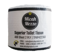 Picture of Toilet Paper Roll 2 Ply 400 Sheet - Micah Mezzo-TPAP422360- (ROLL)