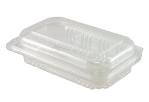 """Picture of Enviro Clear Plastic """"Freshview"""" Salad Pack - Large 203 x 150 x 66mm-HCON149665- (CTN-250)"""