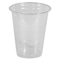 Picture of Recycled PET Clear Drinking Cup 425ml-BIOD080108- (CTN-1000)