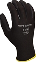 Picture of Gloves - Rippa Grippa Sandy Nitrile Coated - Black - SMALL-IGLV792573- (CTN-120)