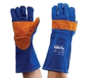 Picture of Blue Heeler Welding Gloves Kevlar Stitch - Reinforced with Jersey Lining-LGLV794380- (PACK-6)