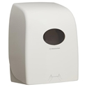 Picture of Plastic Manual Autocut paper hand towel Roll Dispenser Kimberly Clark 69590-DISP432380- (EA)