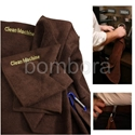 Picture of Coffee Barista Cloth Brown with Carabiner-WIPE378455- (EA)