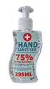 Picture of Hand Sanitiser 295ml - 75%-SOAP451480- (EA)