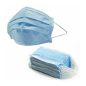Picture of Face Mask Disposable 3 Layer With Earloop-APPR490745- (PACK-10)